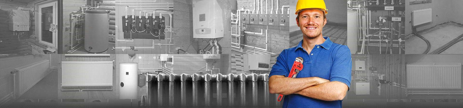 Монтаж отопления для Вашего частного дома.